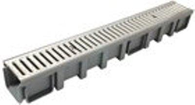 کانال با گریتینگ ورق گالوانیزه مدل CAN177+GDR10AP