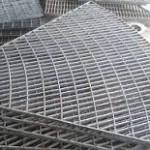 گریتینگ فلزی الکتروفورج